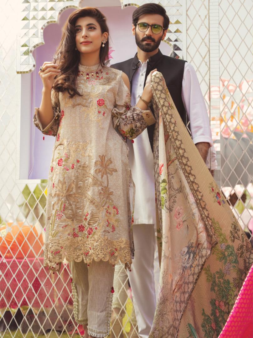 5068c5dbe0 Rang Rasiya Premium Eid Collection (Lawn) PM12A – Shaner Boutique