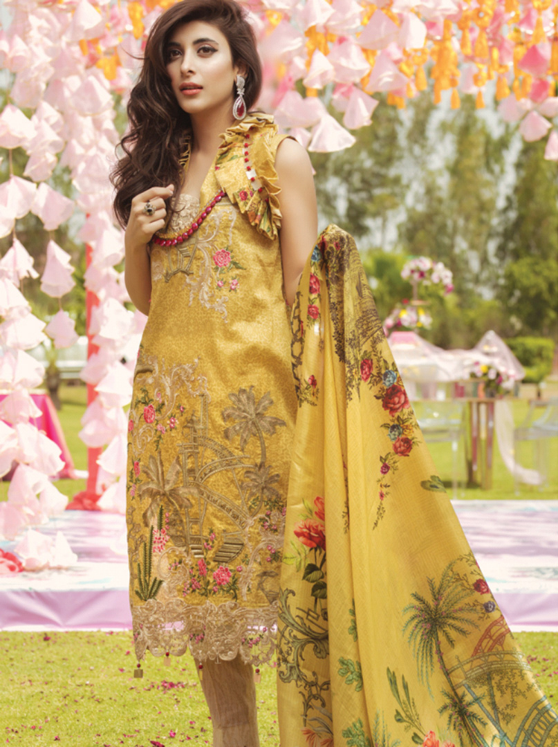600f91d6df Rang Rasiya Premium Eid Collection (Lawn) PM12B – Shaner Boutique